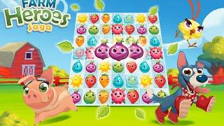 getlinkyoutube.com-Farm Heroes Saga Hack android Lucky Patch
