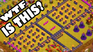 "Clash of Clans - WTF WAR! ""3 STAR EVERYTHING!"" Easiest Clan War in the History of Clan Wars?"