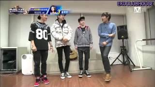 getlinkyoutube.com-[ซับไทย] 131108 Baekhyun Chanyeol Xiumin @ Superstar K5 [CUT]
