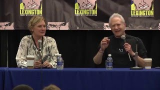 getlinkyoutube.com-Talking Trek: Brent Spiner and Denise Crosby