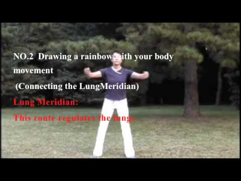 Qigong 14movements No 1 to No 4   YouTube