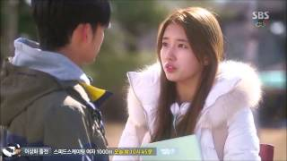 Suzy cameo in You Who Came From the Stars ep 17.