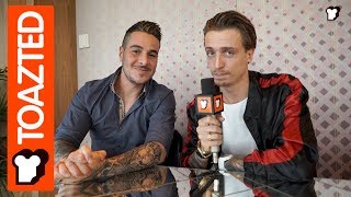 Blasterjaxx | Why they sneaked in at the Mixmash ADE party years ago | Toazted