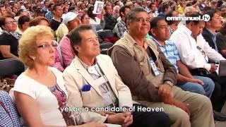 Т Б Джошуа в Мексике  Второй день