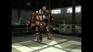 getlinkyoutube.com-Real Steel WRBFat Boy VS Aquabot