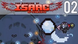 getlinkyoutube.com-The Binding Of Isaac: Afterbirth Gameplay - Episode 2 - The Hush Boss Fight