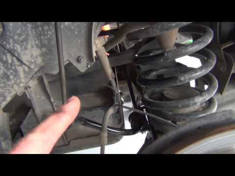 2005 Jeep Grand Cherokee - Stabilizer Bar Replacement