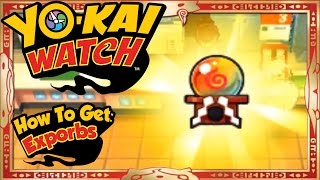 getlinkyoutube.com-Yo-Kai Watch - How To Get Infinite Holy Exporbs EASY! [Tips & Tricks]