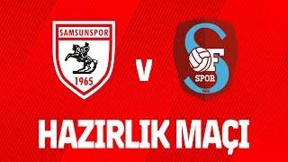 Samsunspor-Ofspor maçı canlı izle