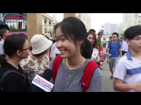 Hà Nội: Kết thúc kỳ thi vào lớp 10 hệ không chuyên