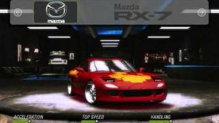 getlinkyoutube.com-NFSU2 Biggest Fast and Furious Collection