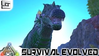 ARK: Survival Evolved - LEVELING UP AND BASE BUILDING! E42 ( Gameplay )
