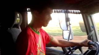 getlinkyoutube.com-Titwan direction méknès on camion nayda