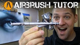 getlinkyoutube.com-How to control an airbrush