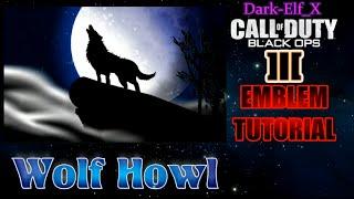 getlinkyoutube.com-Black Ops 3 Emblem - Wolf Howl