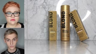 Blond Brilliance Hair Toner Review
