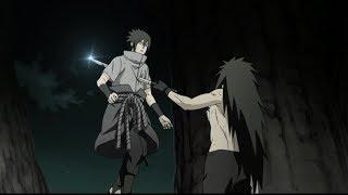 getlinkyoutube.com-Sasuke and Naruto Death Scene - English Dub - Naruto Shippuden Ultimate Ninja Storm 4