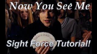 getlinkyoutube.com-Now You See Me Card Trick Tutorial! (Sight- Force)