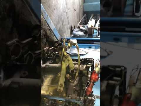 Ремонт двигателей в Волгограде.Сгорел поршень Skoda Yeti. 1,8 tfsi.