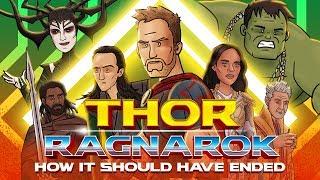 How Thor Ragnarok Should Have Ended