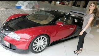 getlinkyoutube.com-Lana goes Bugatti Shopping