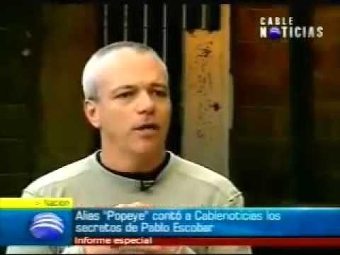 La Fuga del Patrón Pablo Escobar de la carcel La Catedral.mp4