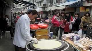 getlinkyoutube.com-خبز حار للفطور في الصبح شانقهاي