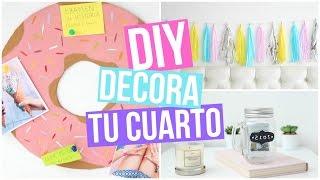 getlinkyoutube.com-♡ DIY: DECORACIÓN PARA TU CUARTO ♡