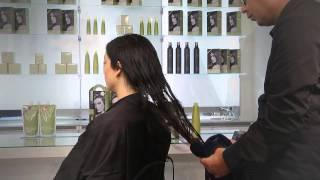 getlinkyoutube.com-החלקת שיער יפנית Jul