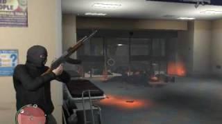 getlinkyoutube.com-GTA IV Hospital Massacre: The Return