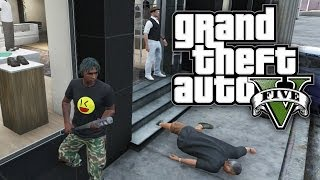 getlinkyoutube.com-GTA 5 THUG LIFE #55 - JUMPING PEOPLE! (GTA V Online)