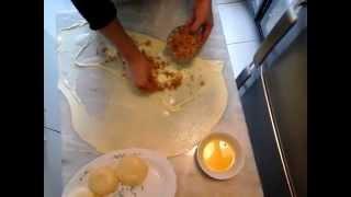getlinkyoutube.com-La recettes des mhadjeb +m'semens algérienne