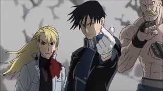 getlinkyoutube.com-Fullmetal Alchemist : Brotherhood AMV - Roy Mustang - Frontline