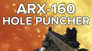 getlinkyoutube.com-Advanced Warfare In Depth: ARX-160 Hole Puncher Professional Weapon Review (Awesome!)