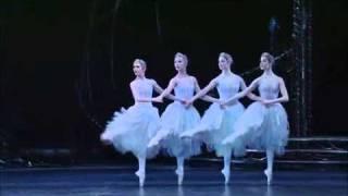 Extracto Lago de los Cisnes Royal Ballet -Pas de quatre- (2009) -Swan Lake-