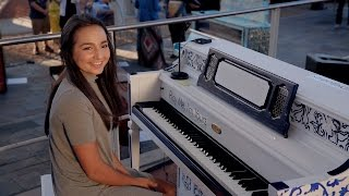 getlinkyoutube.com-Street Pianos Mesa: Emily Bear