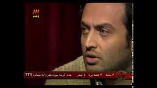 getlinkyoutube.com-New Interview with Mostafa Zamani in Haft Program 13/12/2013 لقاء جديد مع مصطفى زماني في برنامج هفت