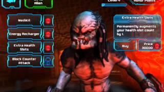 getlinkyoutube.com-Let's Play iOS: AVP: Evolution (Store - Gear Up - Alien & Predator Character Customization #1)