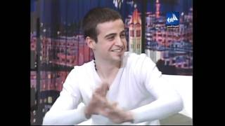 "getlinkyoutube.com-Interview with Balancos and Elie Krikorian on ""Orbit Tv, 3yoon Beirut"""