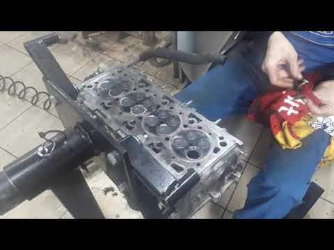 GW4D20 ремонт головки блока