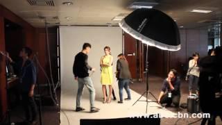 getlinkyoutube.com-Behind The Scenes: Pangako Sa'Yo Photoshoot