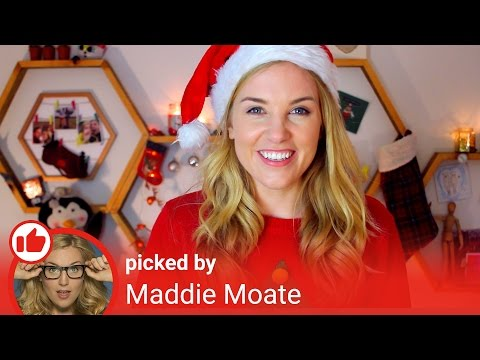 The Curious Christmas Calendar!   Maddie Moate