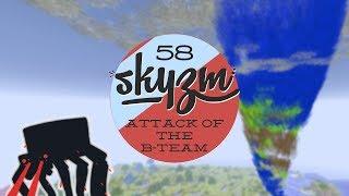 getlinkyoutube.com-Attack of the B Team 58 - Minecraft Mods - Shop Area Pranks
