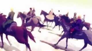 getlinkyoutube.com-【APヘタリアMMD】お馬さんに乗ってATEH【走るそして歌う】