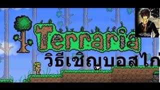 getlinkyoutube.com-Terraria#วิธีการเชิญบอสน่องไก่