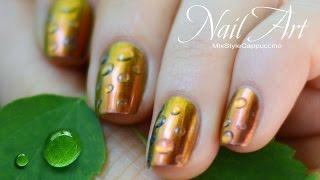 getlinkyoutube.com-Как сделать Капли росы / Дизайн ногтей / Dew Drop Nail Art / MixStyleCappuccino