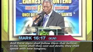 getlinkyoutube.com-Pastor WF. Kumuyi - DESTROYING THE WORKS AND THE WEAPON  OF THE DEVIL - April 2013