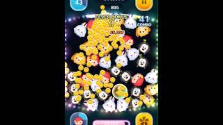 getlinkyoutube.com-Tsum Tsum - Level 6 Skill Ariel Game Play 3,164,611