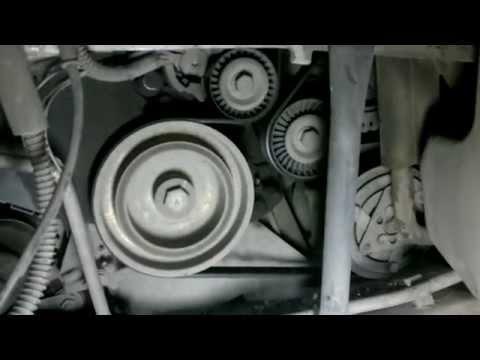 Замена ремня ГРМ мотор 2.0 RFN PSA ... Peugeot