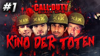 getlinkyoutube.com-CoD Black Ops ZOMBIES - Kino Der Toten #1 with Vikkstar